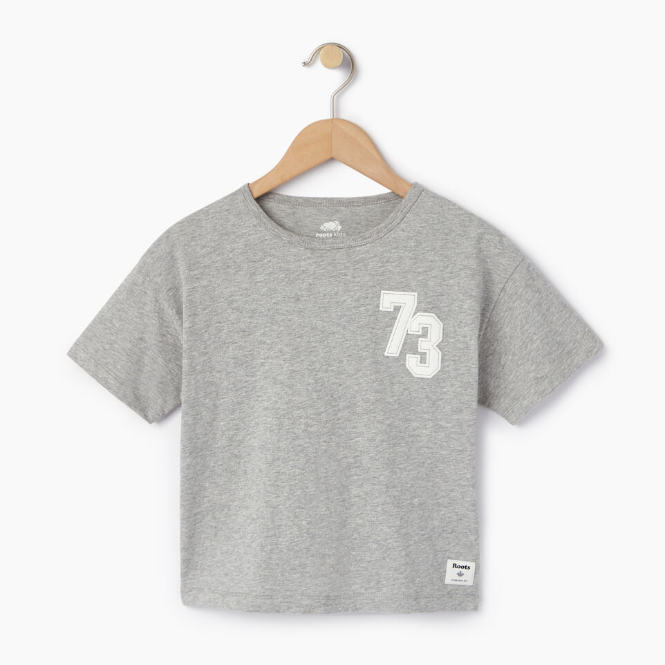 Roots-undefined-Girls Esher T-shirt-undefined-A