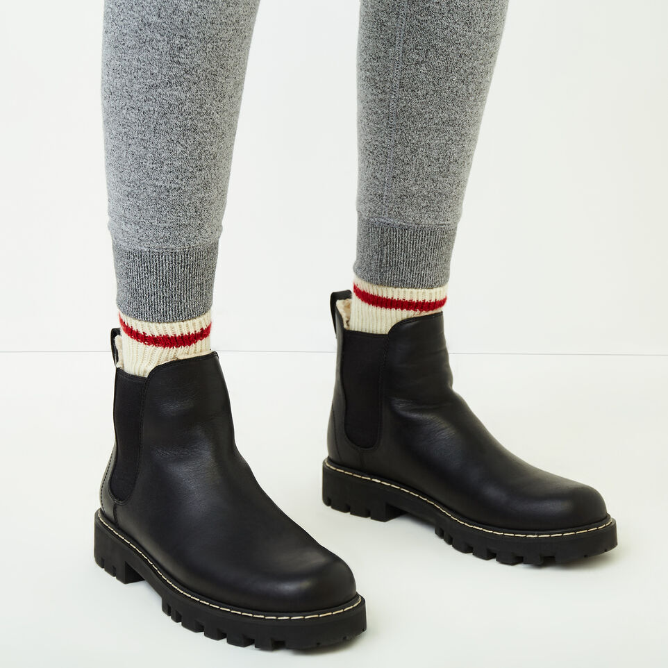 Roots-Footwear Our Favourite New Arrivals-Womens Tobermory Chelsea Boot-Black-B