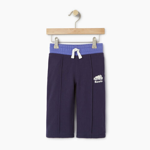 Roots-Sale Kids-Toddler Colour Block Sweatpant-Eclipse-A