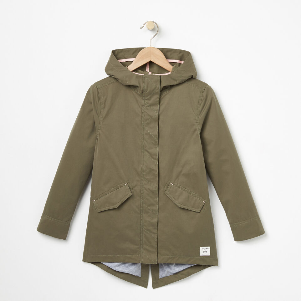 Roots-undefined-Blouson Wilderness pour filles-undefined-A