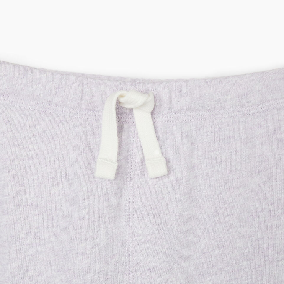 Roots-Sale Kids-Girls Easy Ankle Sweatpant-Wisteria Mix-D