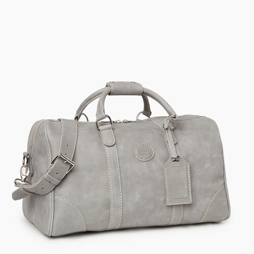 Roots-Women Leather-Small Banff Bag Tribe-Quartz-A