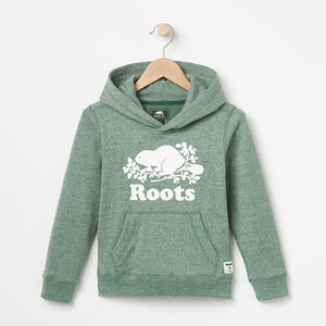 Roots-Kids Sweats-Boys Original Kanga Hoody-Foliage Green Pepper-A