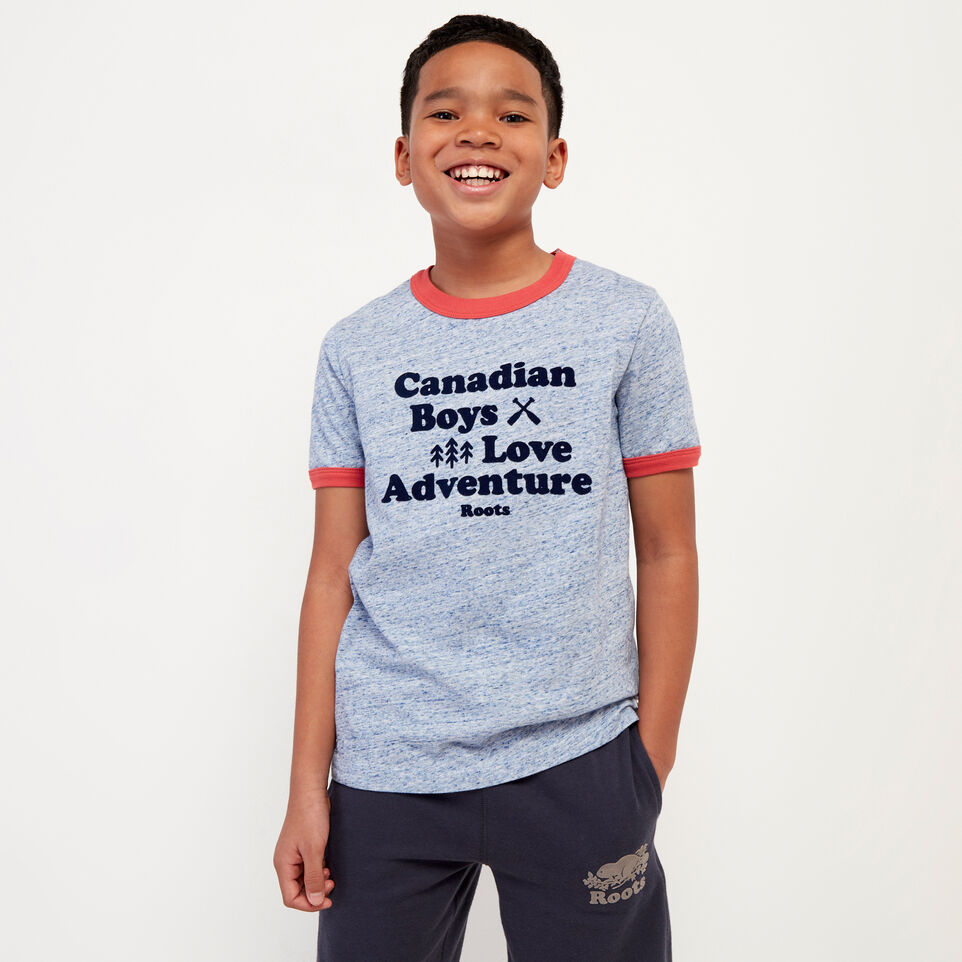 Roots-undefined-Boys Love Adventure T-shirt-undefined-A