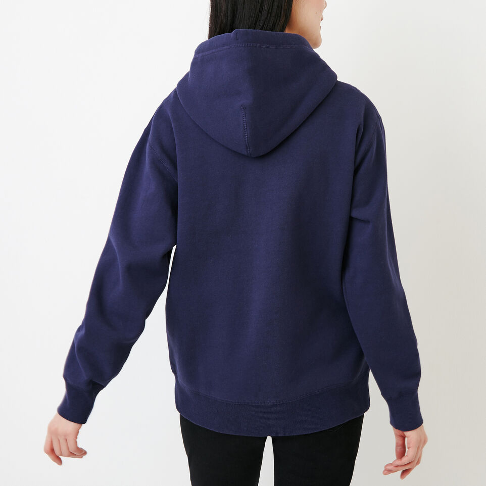 Roots-Women Our Favourite New Arrivals-United Hoody-Eclipse-D