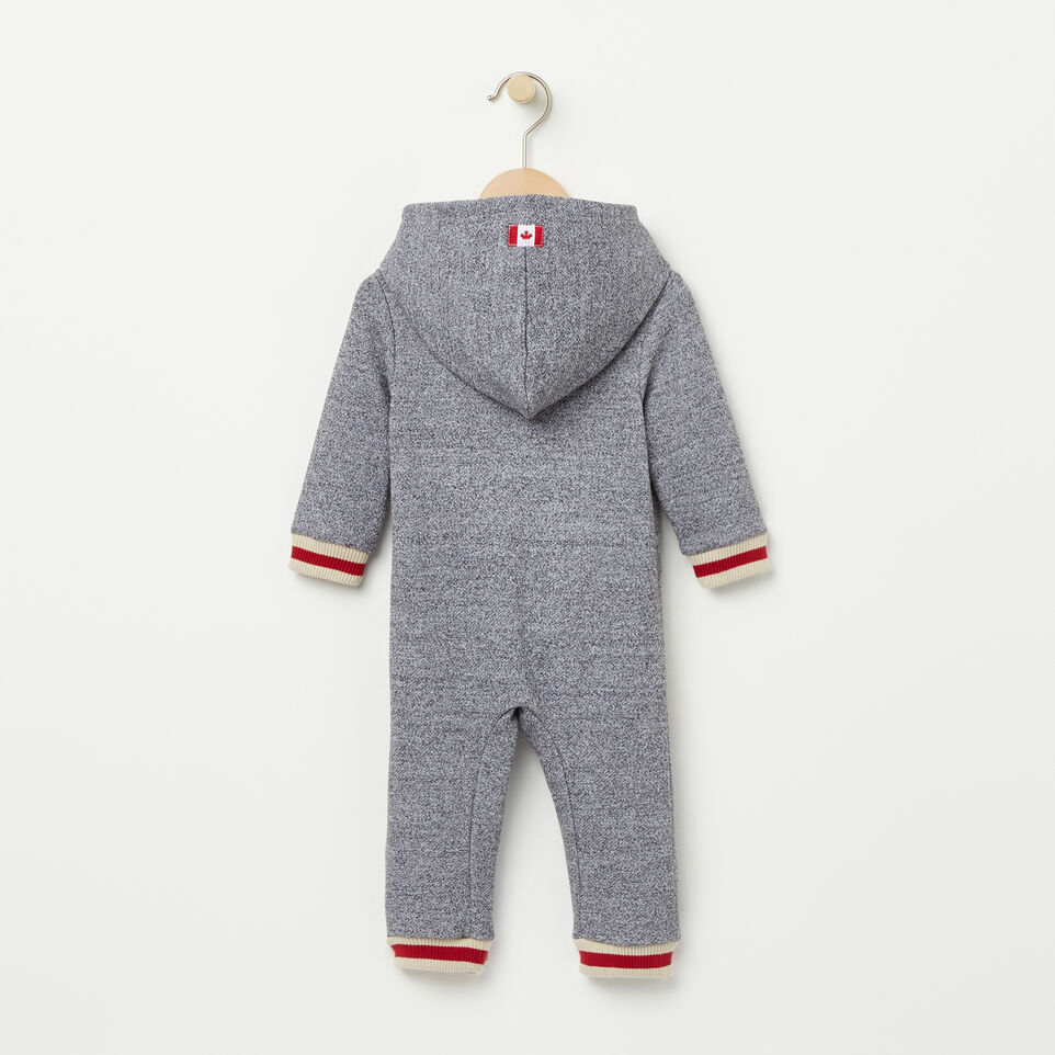 Roots-undefined-Baby Roots Cabin Hood Romper-undefined-B
