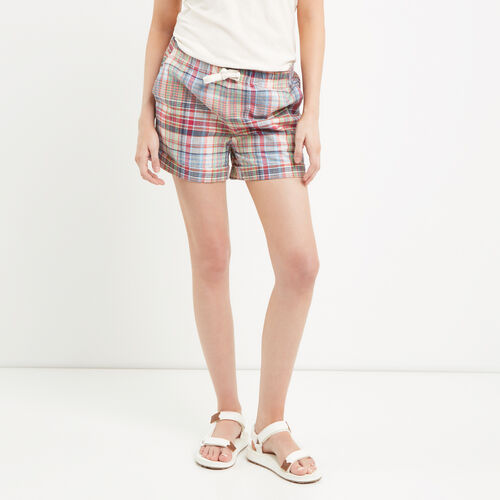 Roots-Sale Bottoms-Woodland Short-Blossom Pink-A