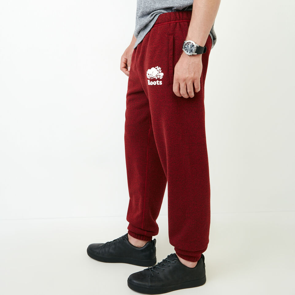 Roots-Men New Arrivals-Original Sweatpant-Sundried Tomato Ppr-C