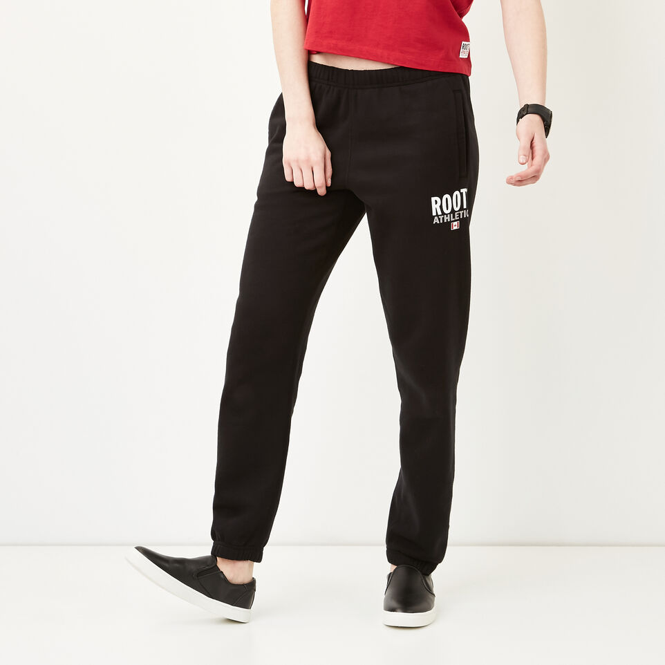 Roots-undefined-Rééd Pant Coton Ouaté Roots-undefined-A