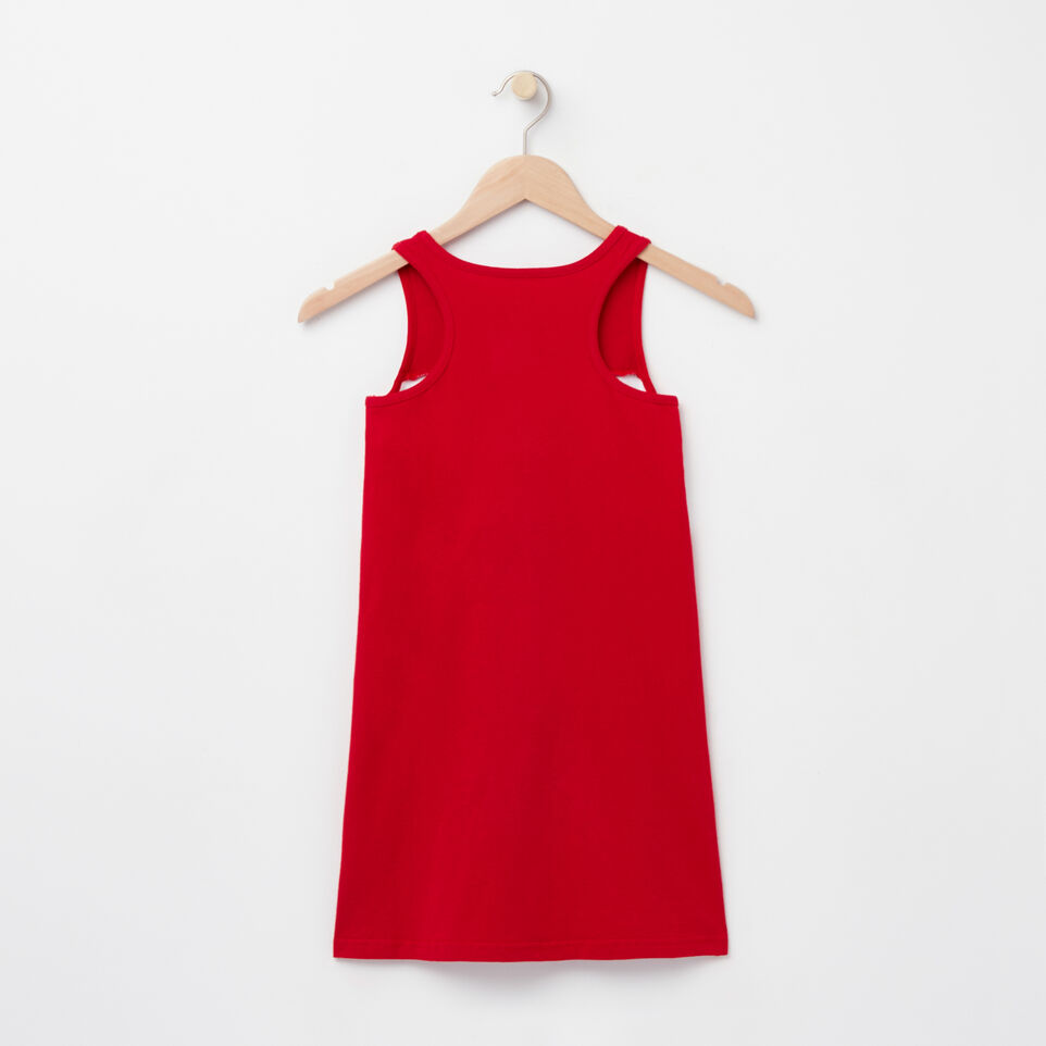 Roots-undefined-Girls Blazon Jersey Dress-undefined-B