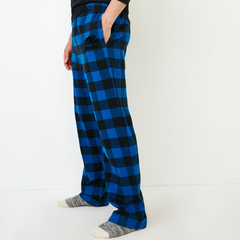 Roots-Men New Arrivals-Inglenook Lounge Pant-Olympus Blue-C