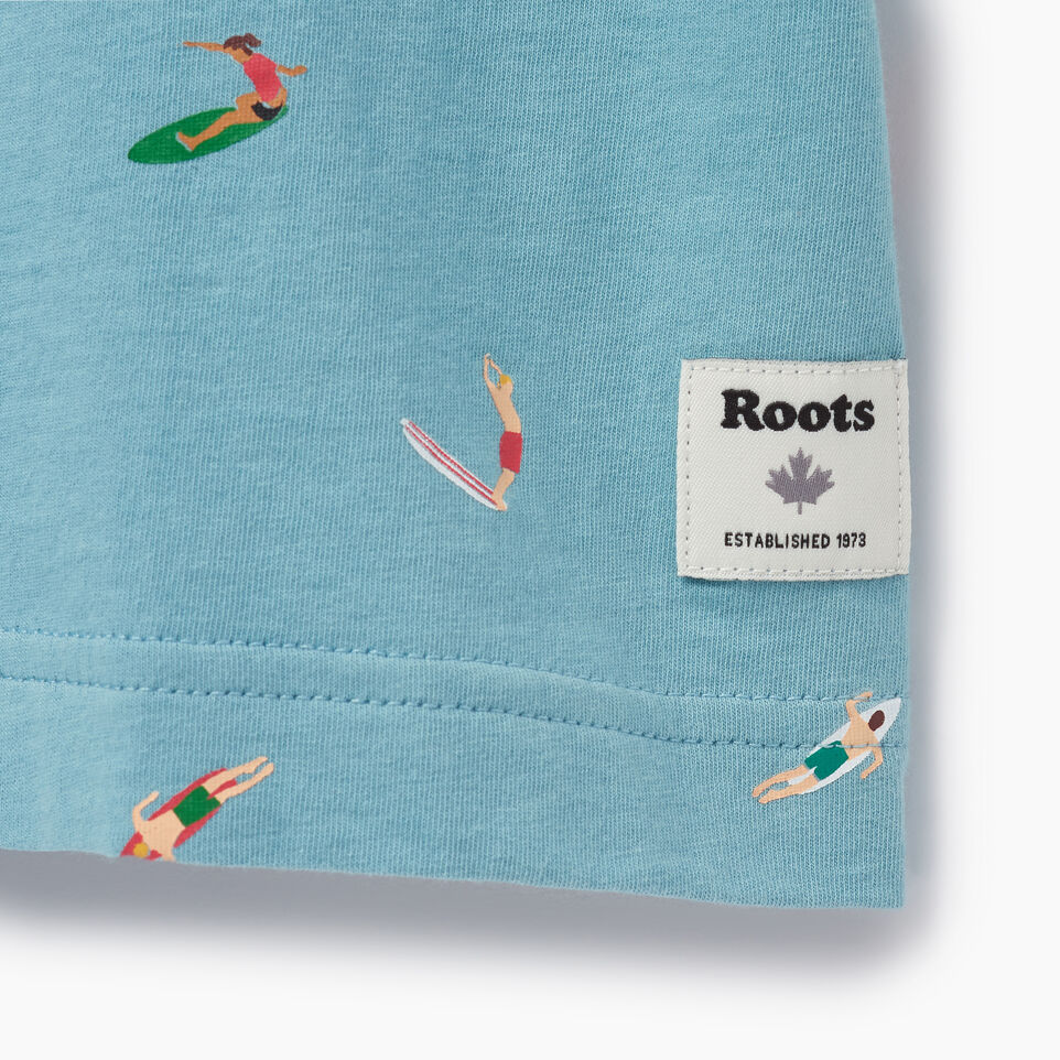 Roots-undefined-Mens Surfer T-shirt-undefined-C