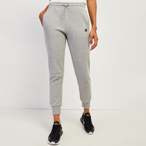 Roots-New For November Journey Collection-Journey Slim Sweatpant-Grey Mix-A