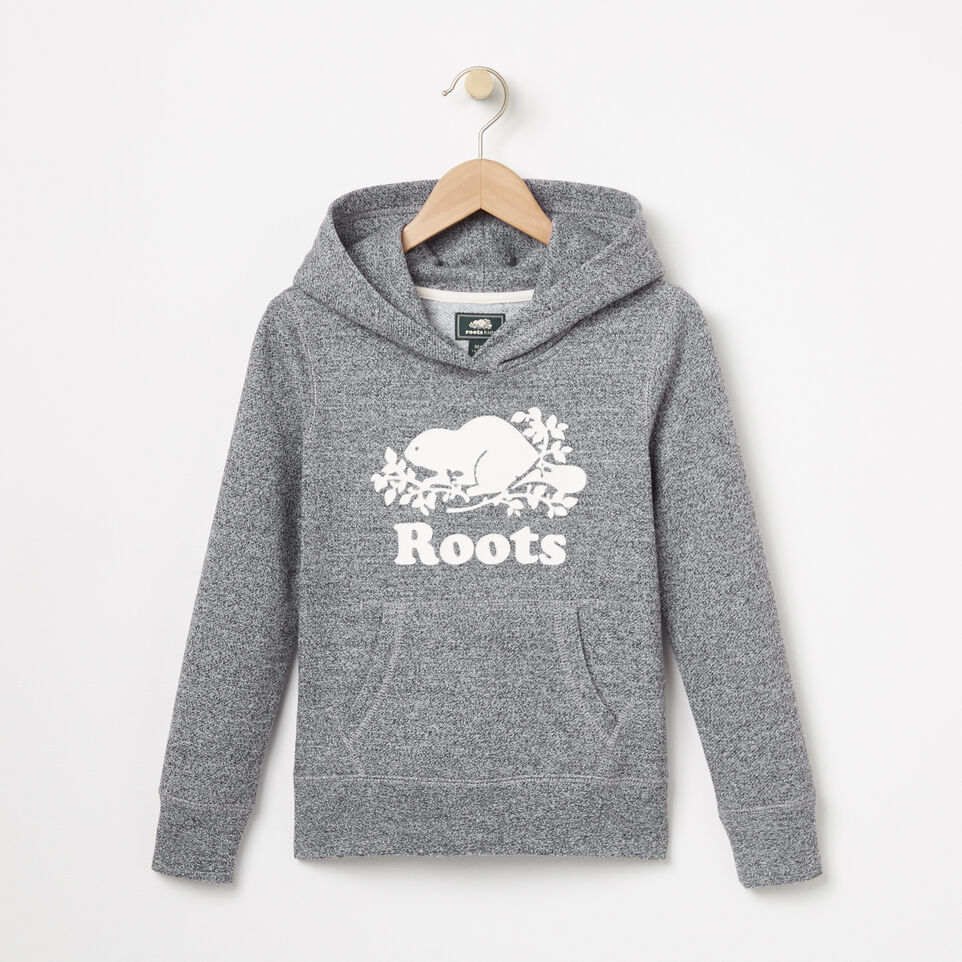 Roots-undefined-Girls Roots Salt and Pepper Original Kanga Hoody-undefined-A