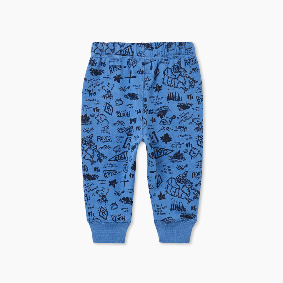Roots-undefined-Baby Camp Park Slim Sweatpant-undefined-B
