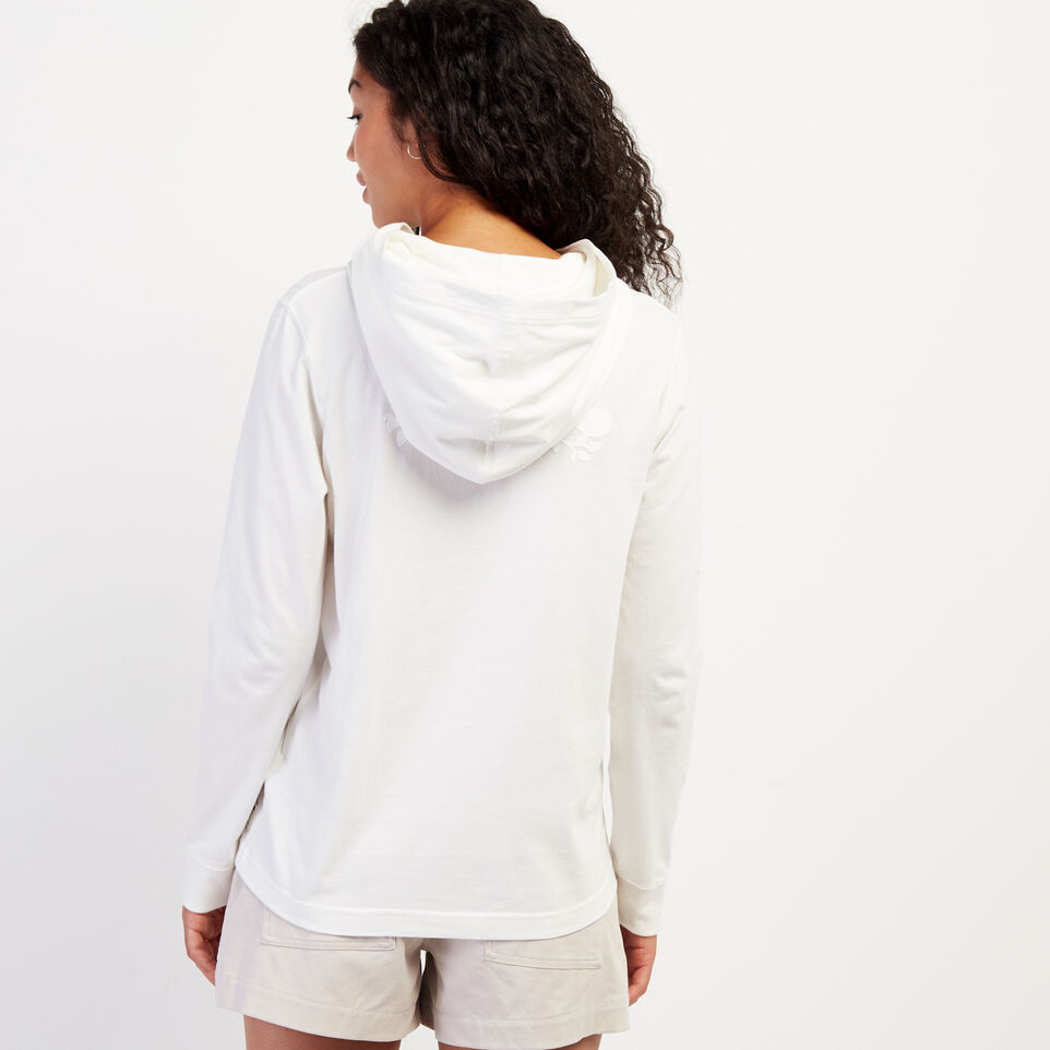 Roots-undefined-Womens Remix Hooded Long Sleeve T-shirt-undefined-D