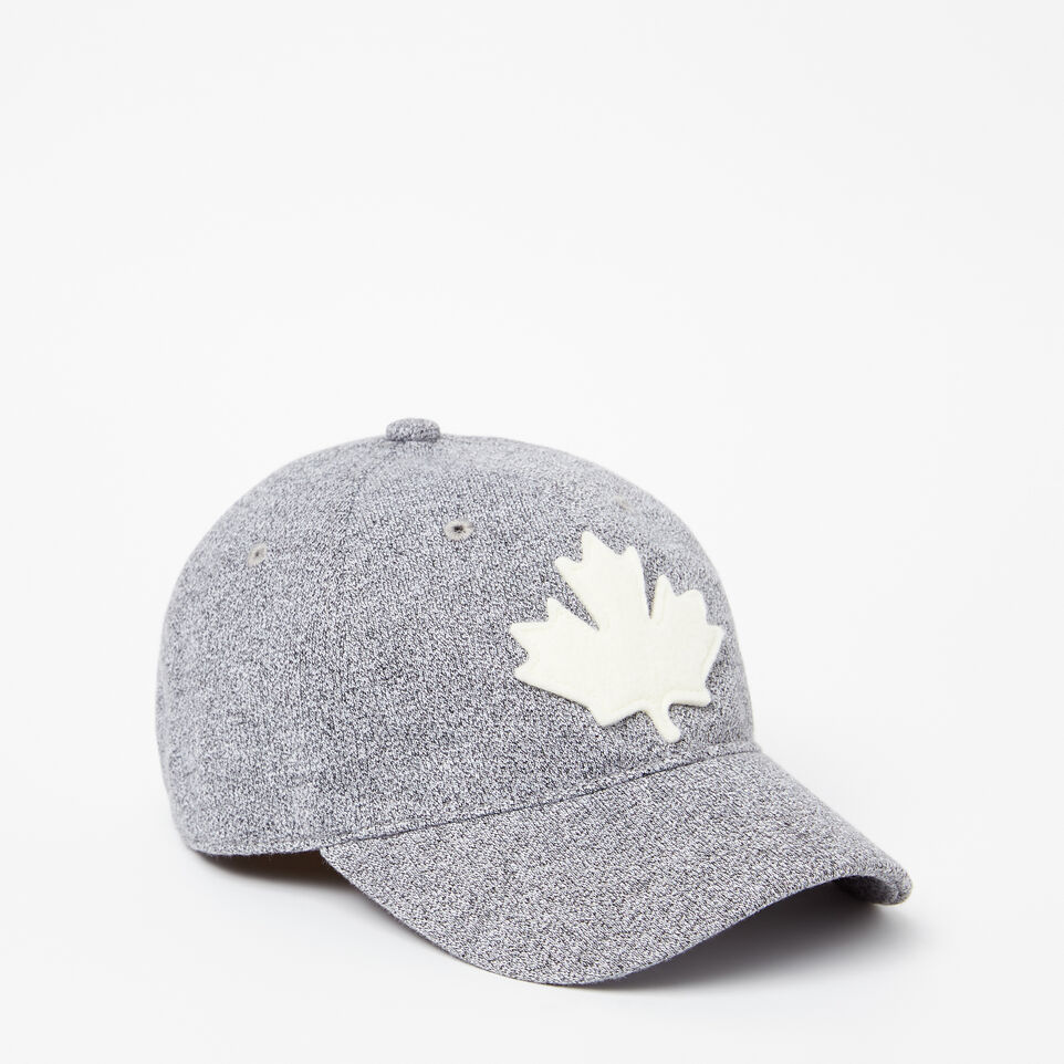 Roots-undefined-Kids Canada Leaf Baseball Cap-undefined-A