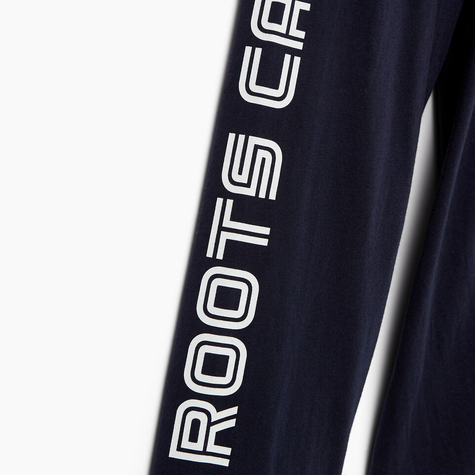 Roots-undefined-Mens Canada Sport Long Sleeve  T-shirt-undefined-E