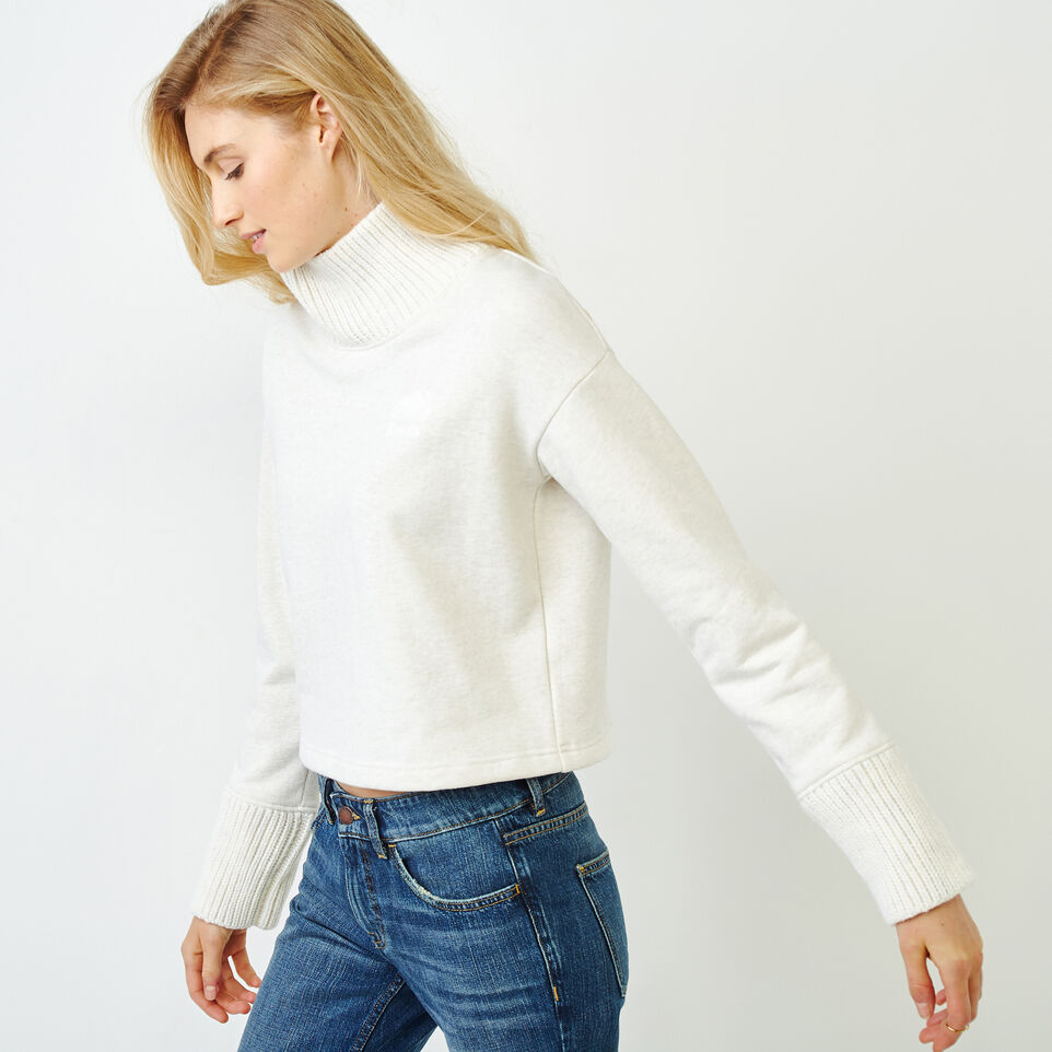 Roots-undefined-Mix and Match Turtleneck Sweatshirt-undefined-C