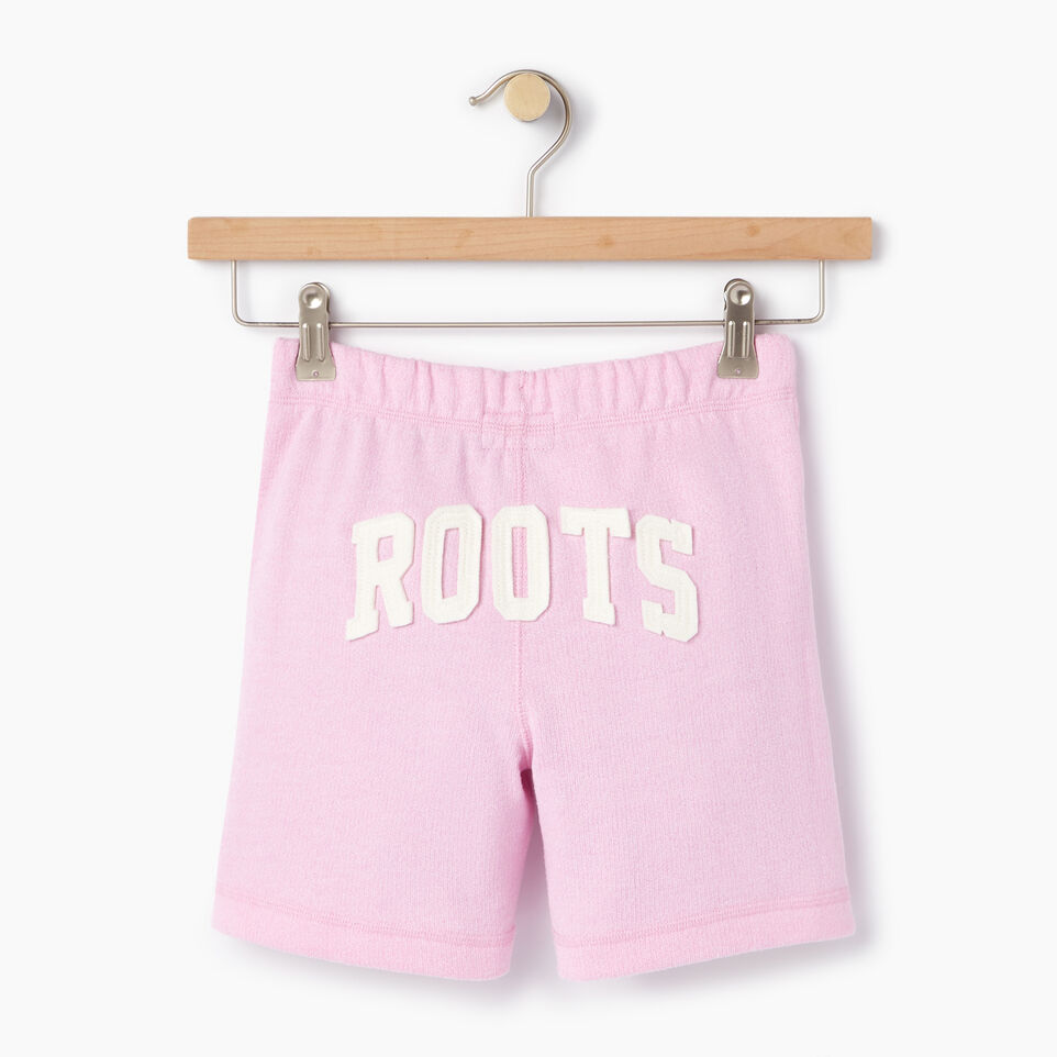 Roots-undefined-Short original Roots pour filles-undefined-B