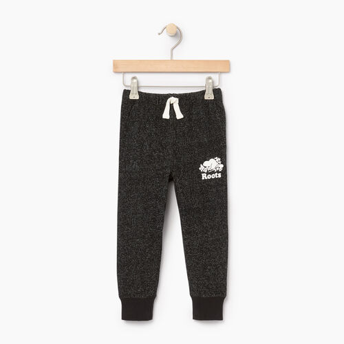 Roots-Kids Toddler Boys-Toddler Park Slim Sweatpant-Black Pepper-A