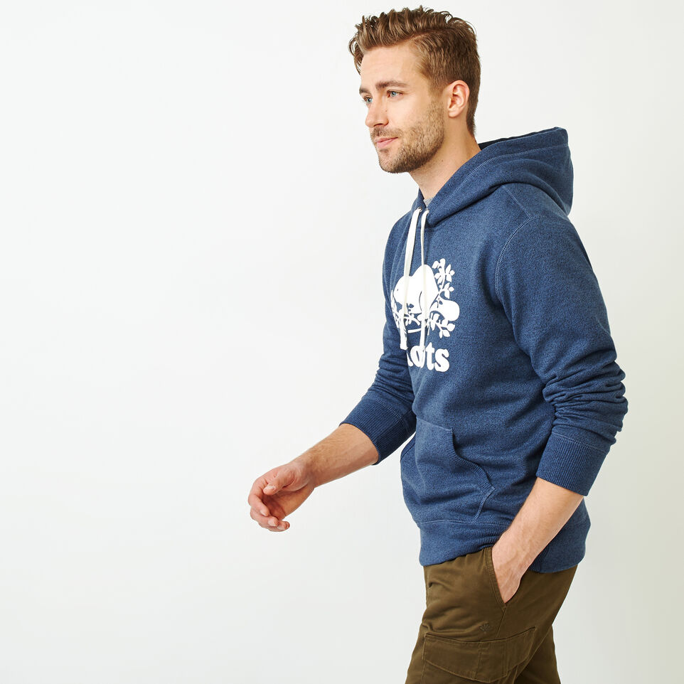 Roots-Men Our Favourite New Arrivals-Cooper Beaver Hoody-Bering Sea Pepper-C