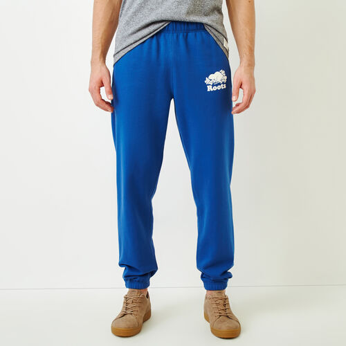 Roots-Men Our Favourite New Arrivals-Original Sweatpant-Active Blue-A