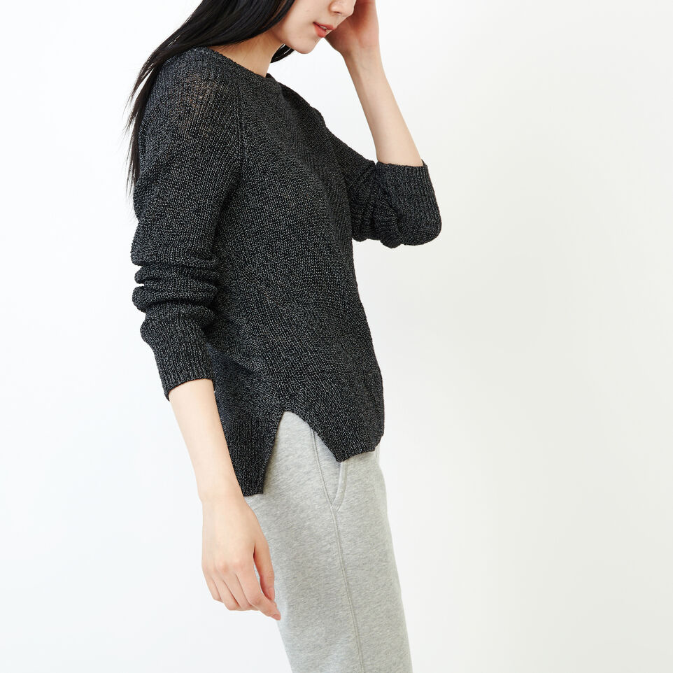 Roots-Women Our Favourite New Arrivals-Snowy Fox Sweater-Black Fox-C