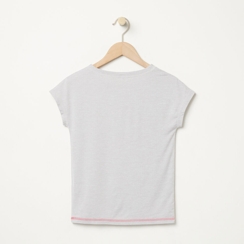 Roots-undefined-Girls Roots Active T-shirt-undefined-B