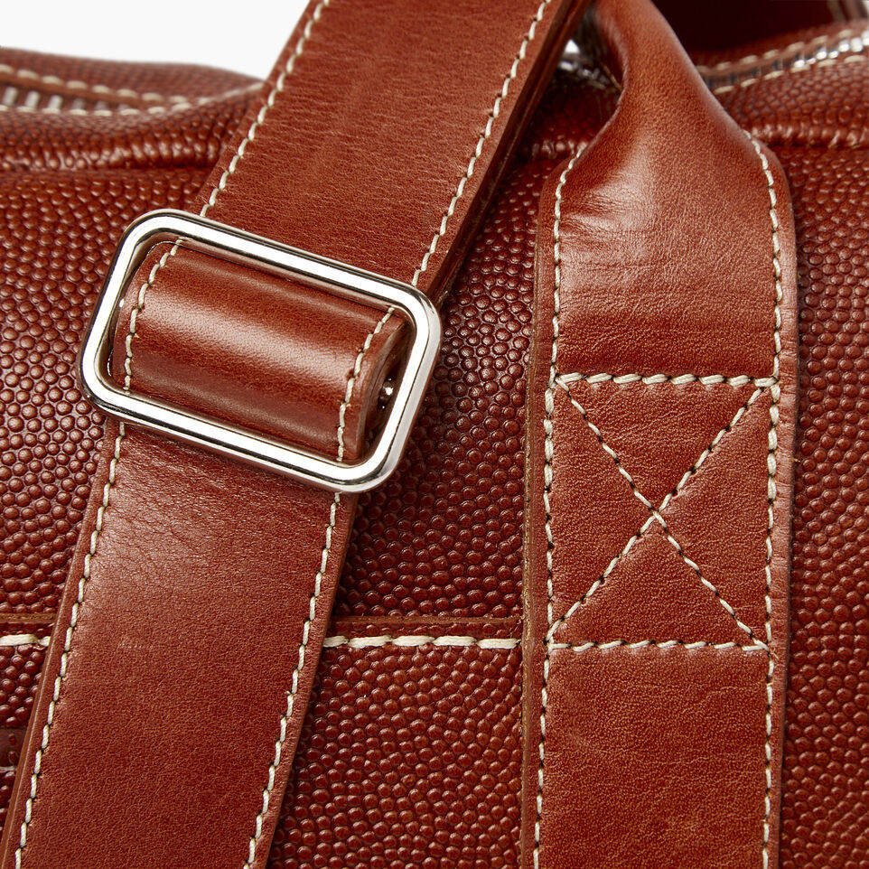 Roots-Leather  Handcrafted By Us Our Favourite New Arrivals-Wellington Laptop Bag Horween-Cognac-E