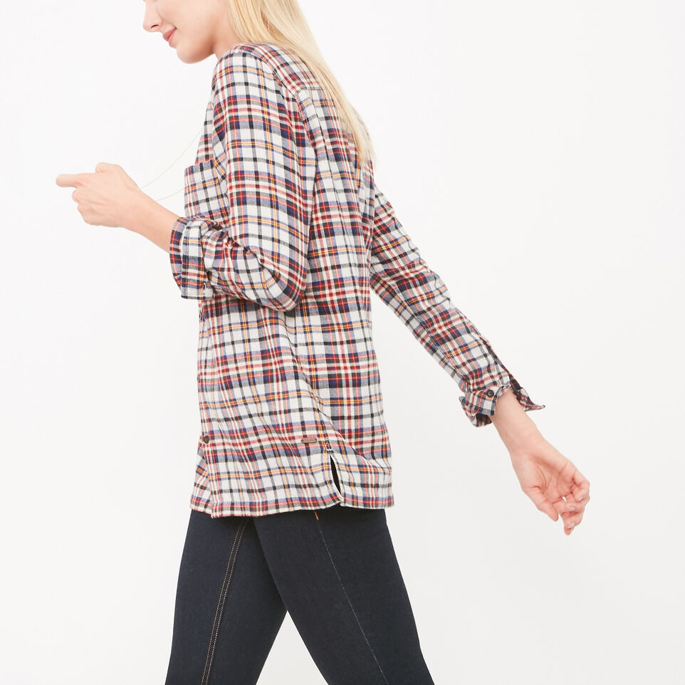 Roots-undefined-Varley Plaid Shirt-undefined-B