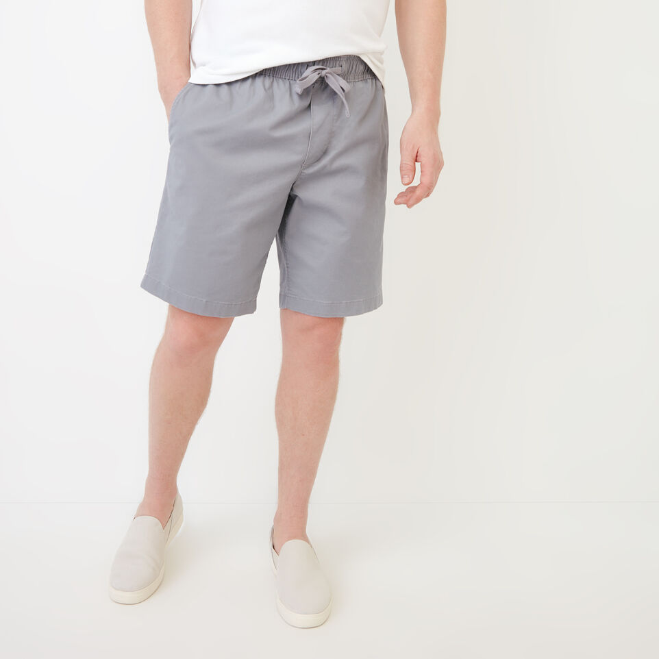 Roots-Men Clothing-Essential Short-Silverstone-A