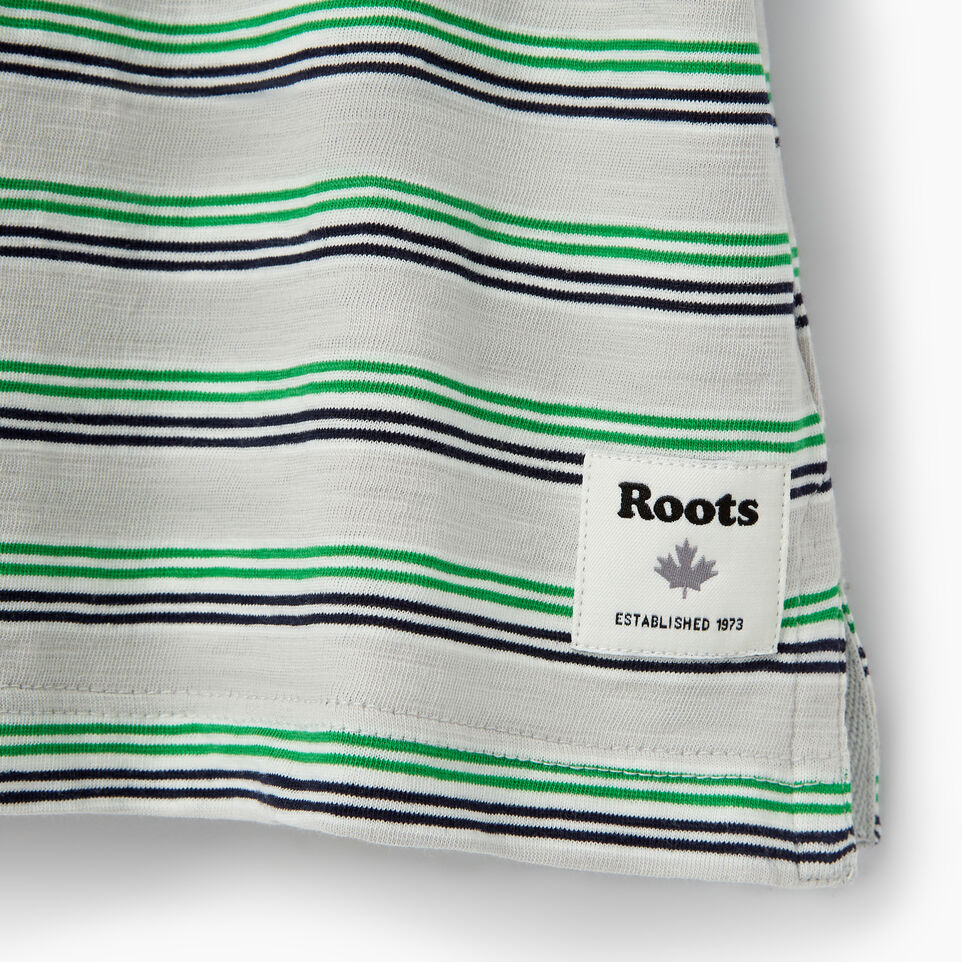 Roots-Kids Our Favourite New Arrivals-Boys Cooper Stripe T-shirt-undefined-C