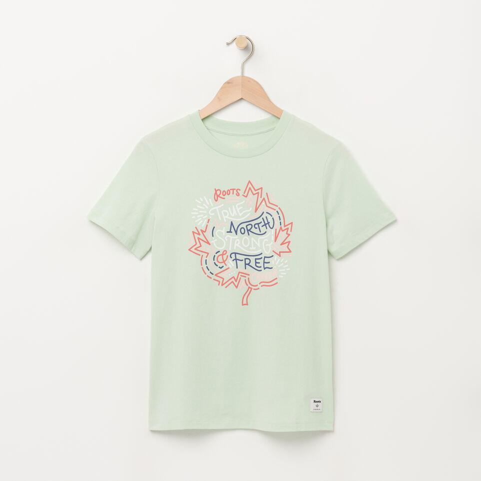 Roots-undefined-Womens Outdoor T-shirt-undefined-A