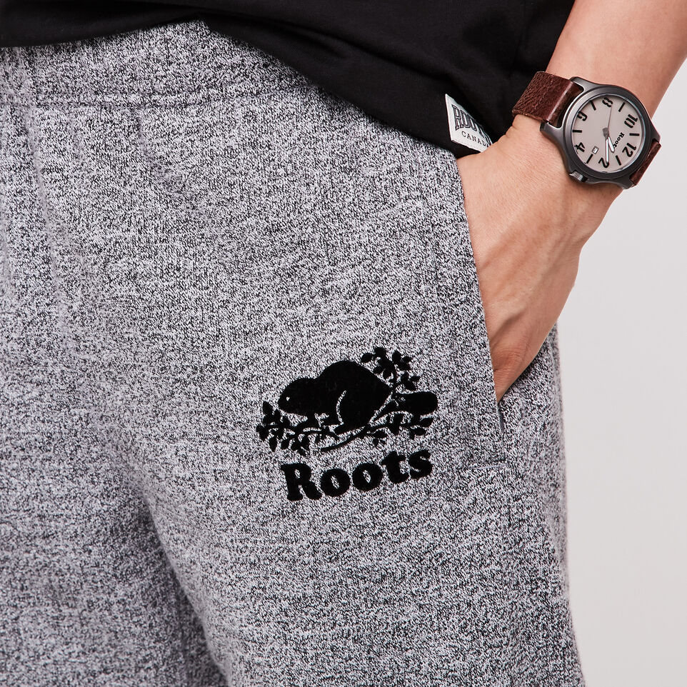 Roots-undefined-Roots Salt and Pepper Heritage Sweatpant-undefined-C