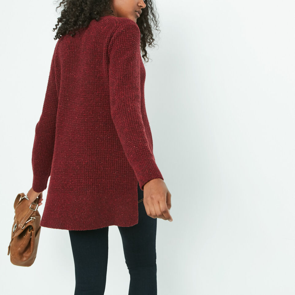 Roots-undefined-Harvest V Neck Tunic-undefined-D