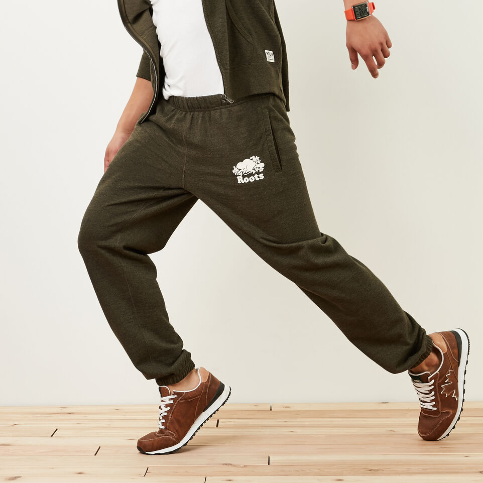 Roots-undefined-Melville Terry Original Sweatpant-undefined-A