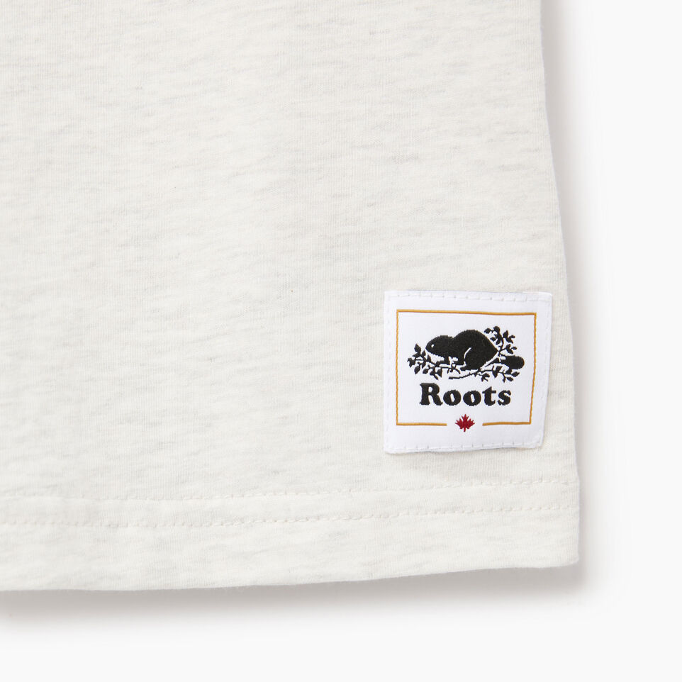 Roots-Kids Our Favourite New Arrivals-Boys Canada Cabin Ringer T-shirt-Wind Chime Mix-C