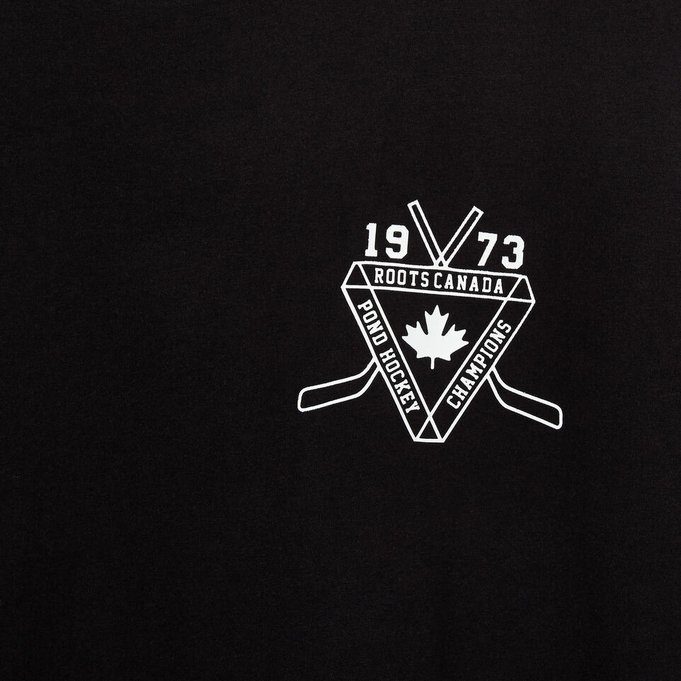 Roots-undefined-Mens Hockey Ribbon T-shirt-undefined-D