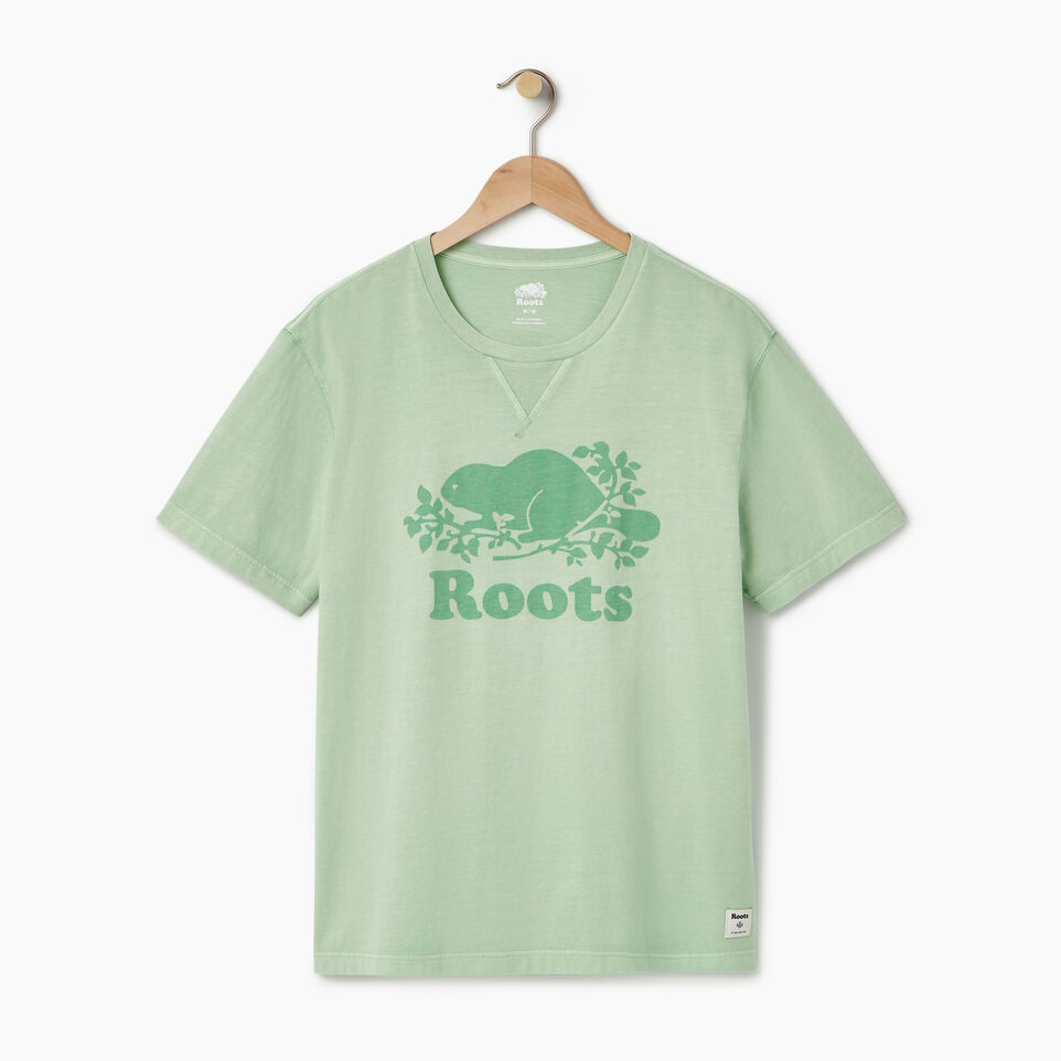 Roots-Men Our Favourite New Arrivals-Mens Sun-oka Cooper T-shirt-Spray-A