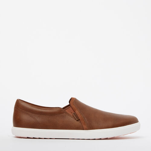 Roots-Women Footwear-Womens Bellwoods Light Slip On-Natural-A