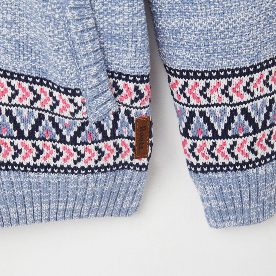 Roots-undefined-Girls Fair Isle Holiday Sweater-undefined-C