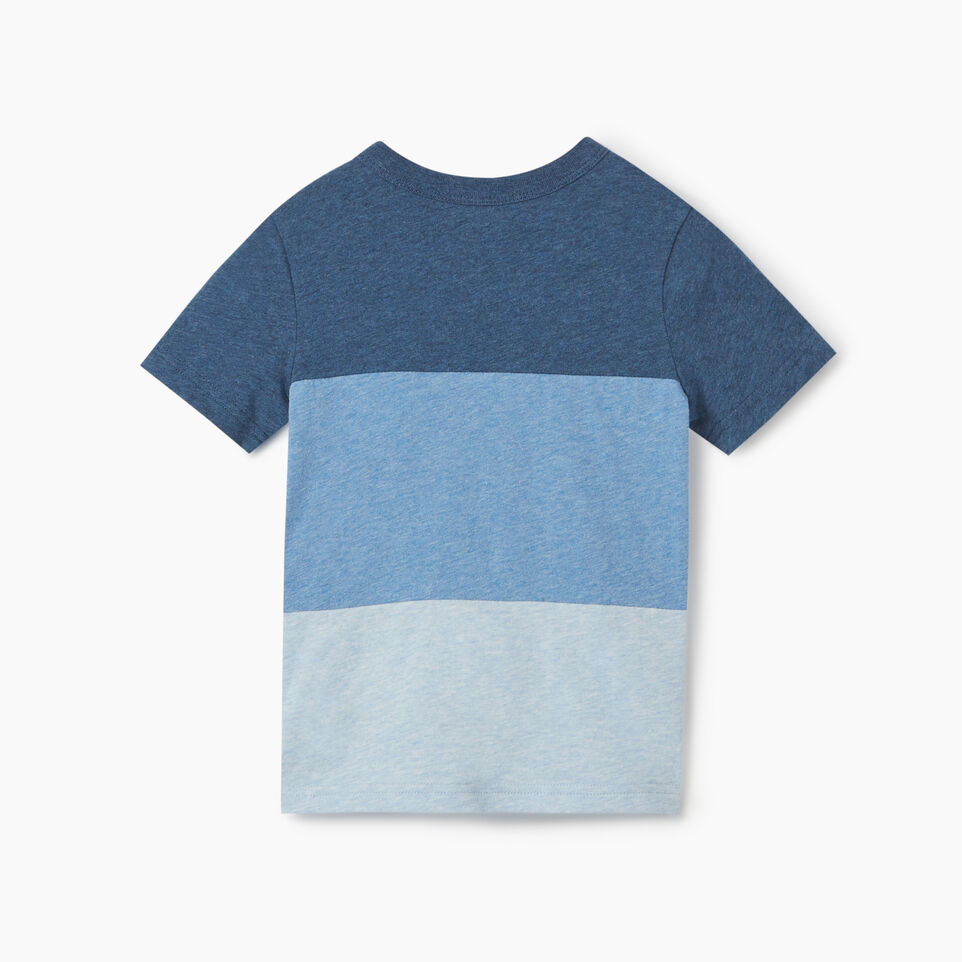 Roots-undefined-Toddler Colourblock T-Shirt-undefined-B