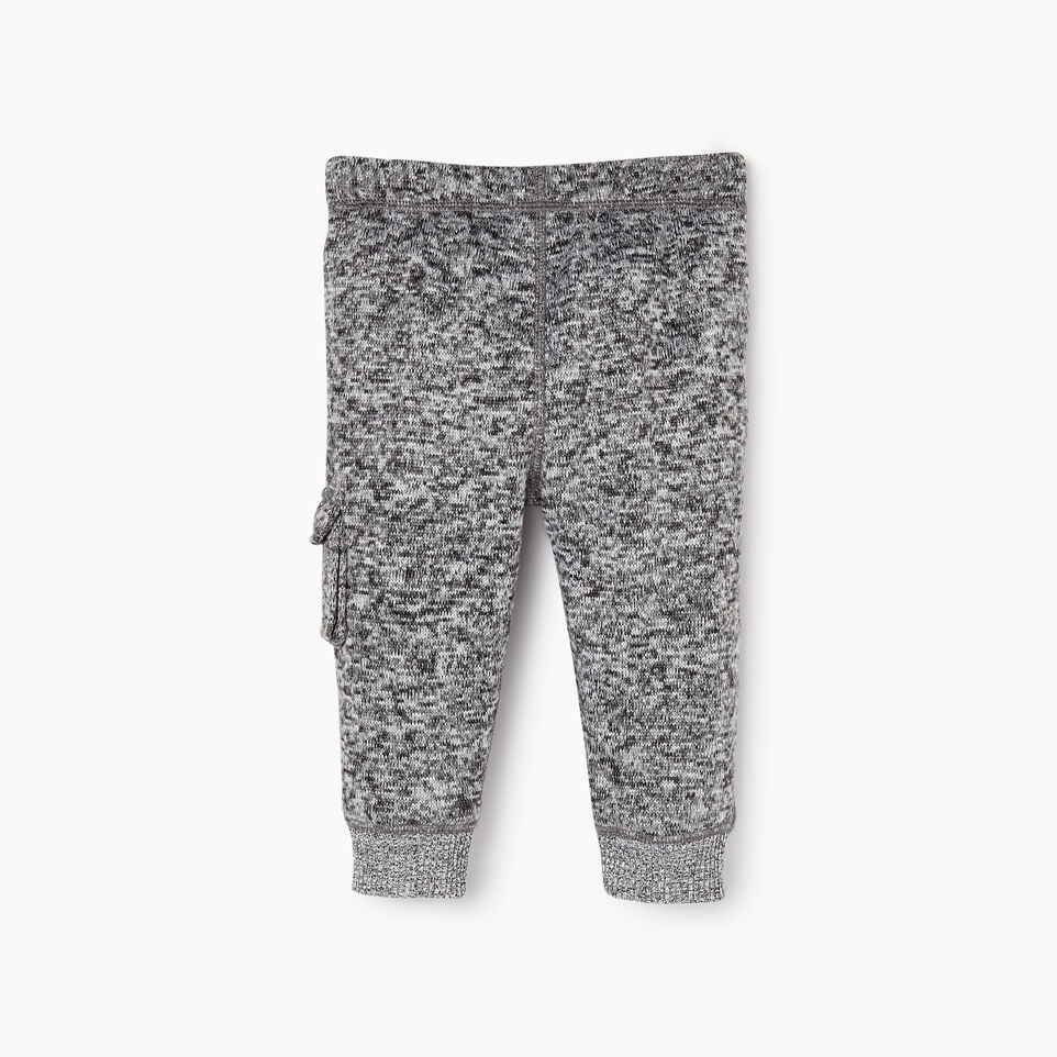 Roots-undefined-Baby Sweater Fleece Cargo Pant-undefined-B