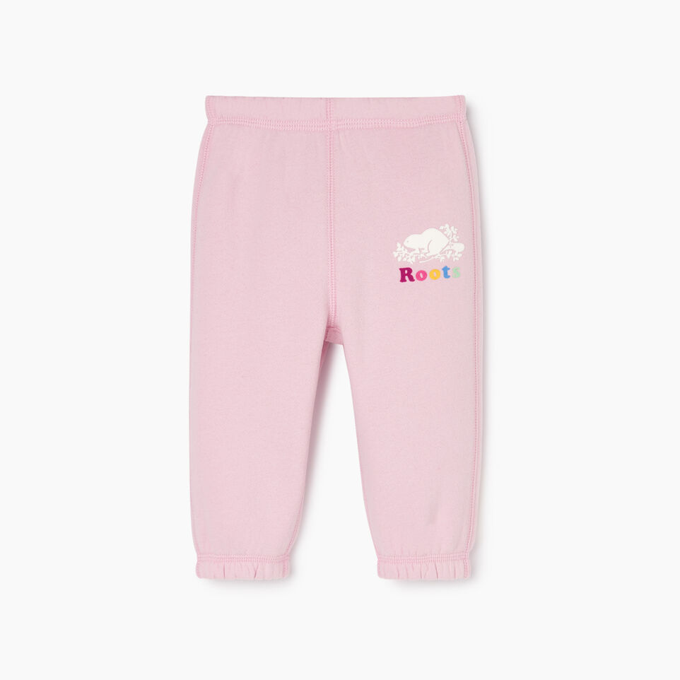 Roots-undefined-Baby Roots Original Sweatpant-undefined-A