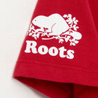 Roots-Women Canada Collection By Roots™-Womens Blazon Tshirt-Sage Red-E