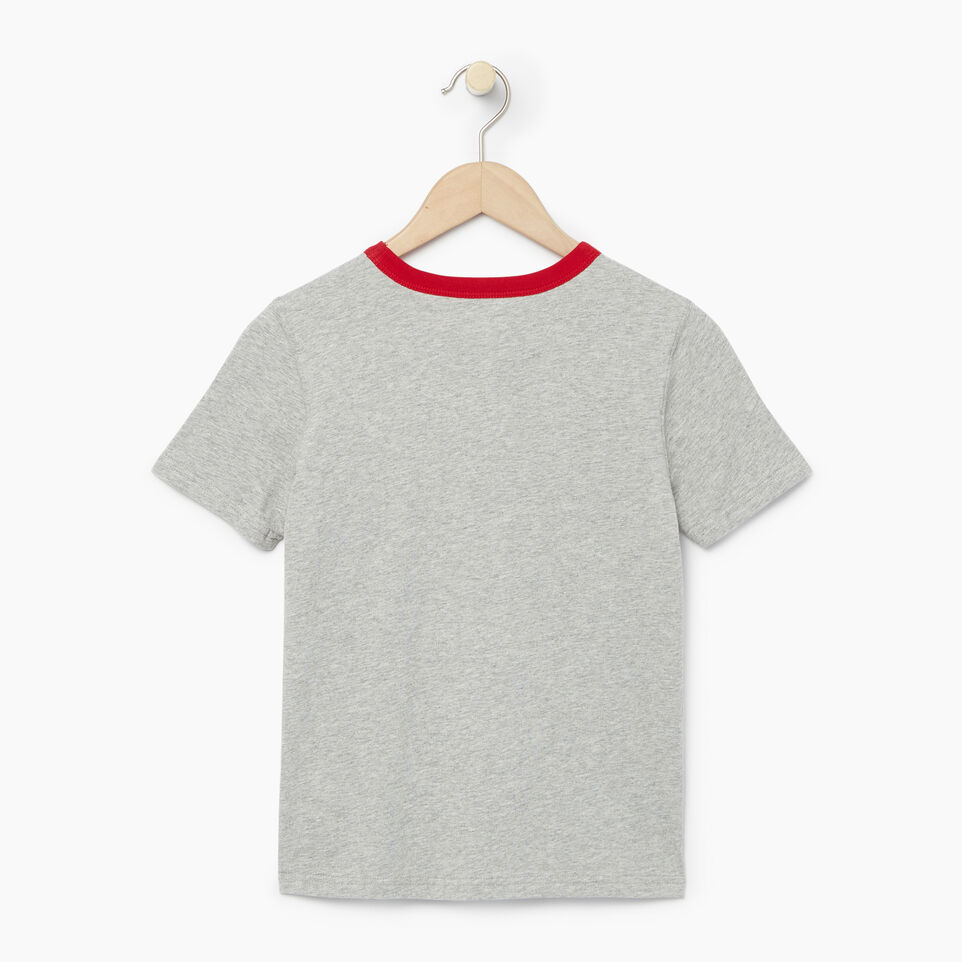 Roots-undefined-Boys Rainbow Arch Roots T-shirt-undefined-B