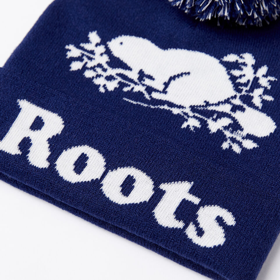 Roots-undefined-Kids Cooper Glow Toque-undefined-D