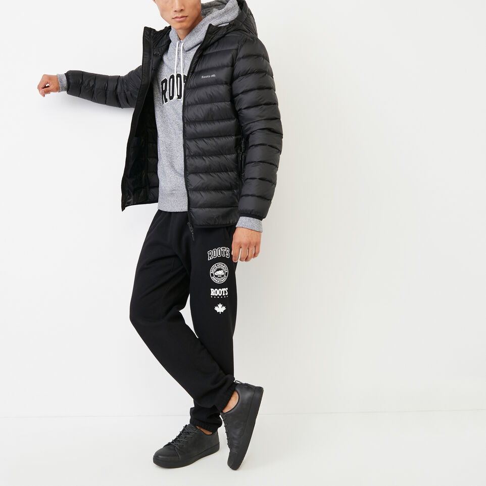 Roots-undefined-Stamps Slim Sweatpant-undefined-B