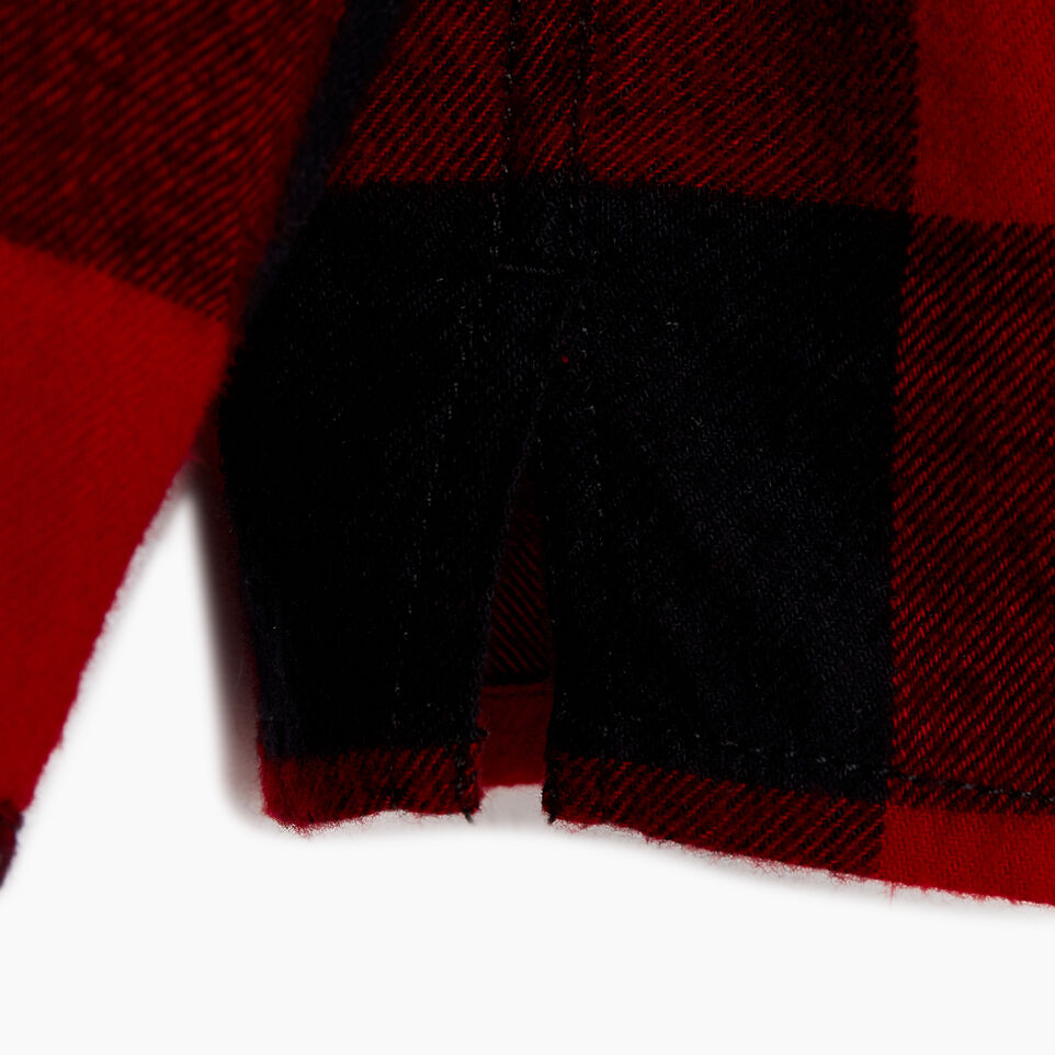 Roots-undefined-Baby Park Plaid Shirt-undefined-D